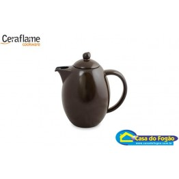 Bule Ceraflame colonial Marrom 1500ml